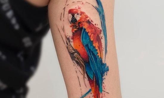 Tatuaje de guacayama