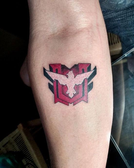 tatuajes de free fire